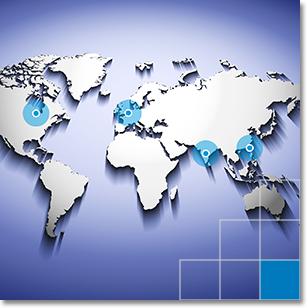 dexterMT - Wereldwijde Service
